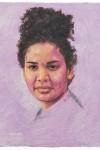 Portrait study | Ella