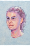 Portrait study | Katharina