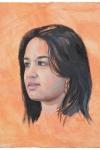Portrait study | Yasmina