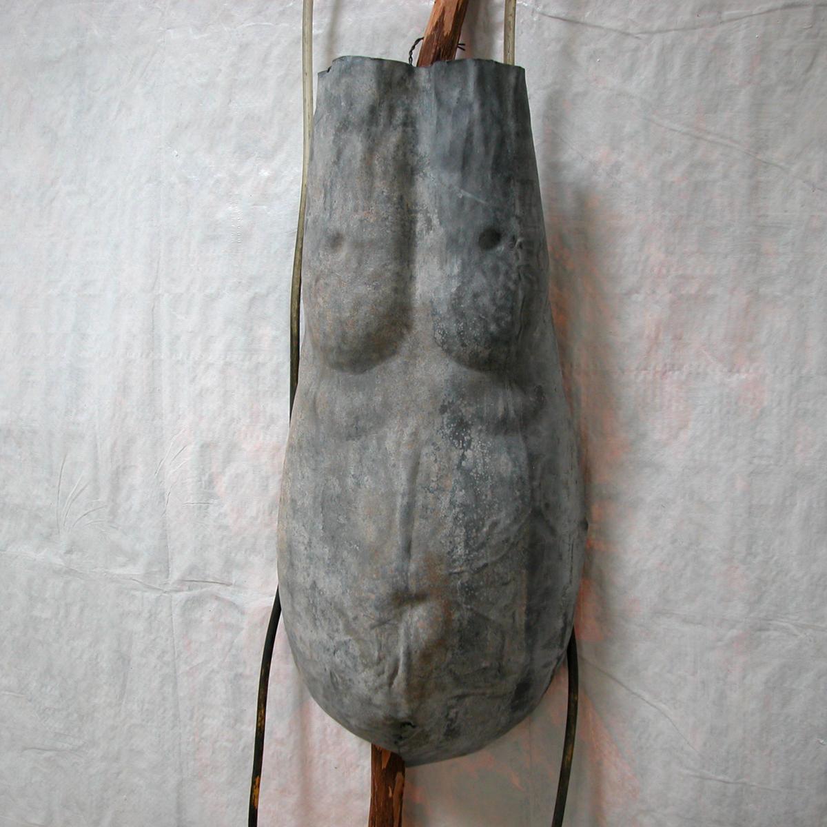 Torso-Maske