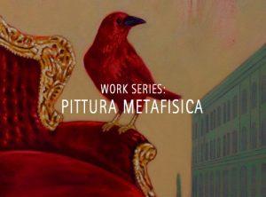 "Der Künstler Viktor Cleve. Die Werkserie: ""Pittura metafisica"""