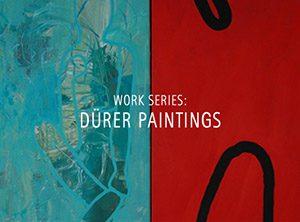 """Der Künstler Viktor Cleve. Die Werkserie: """"Dürer paintings"""""""
